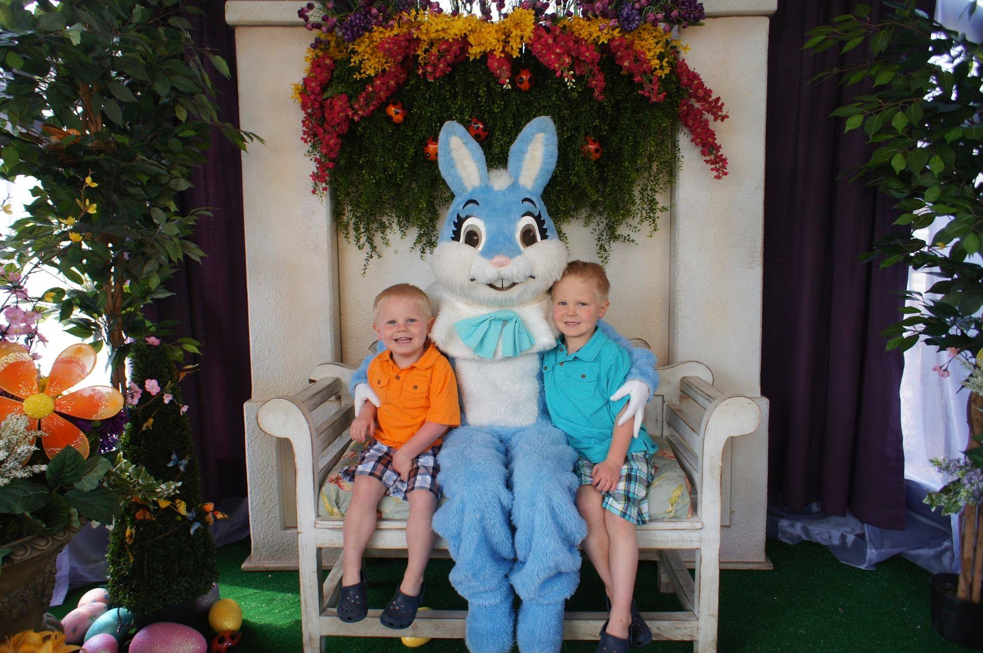 2014 easter contest winners